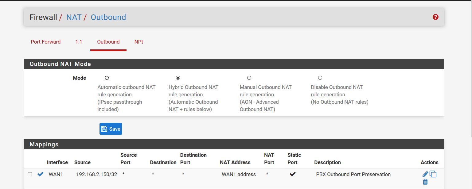 3cx PBX is being blocked no matter what | Netgate Forum