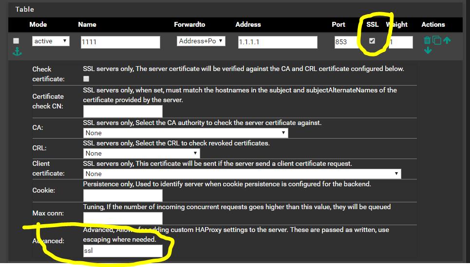 Haproxy Backend Ssl Setting Bug Netgate Forum