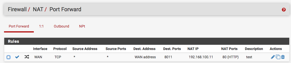 Forwarding and ping from WAN dont work  (SOLVED) | Netgate Forum