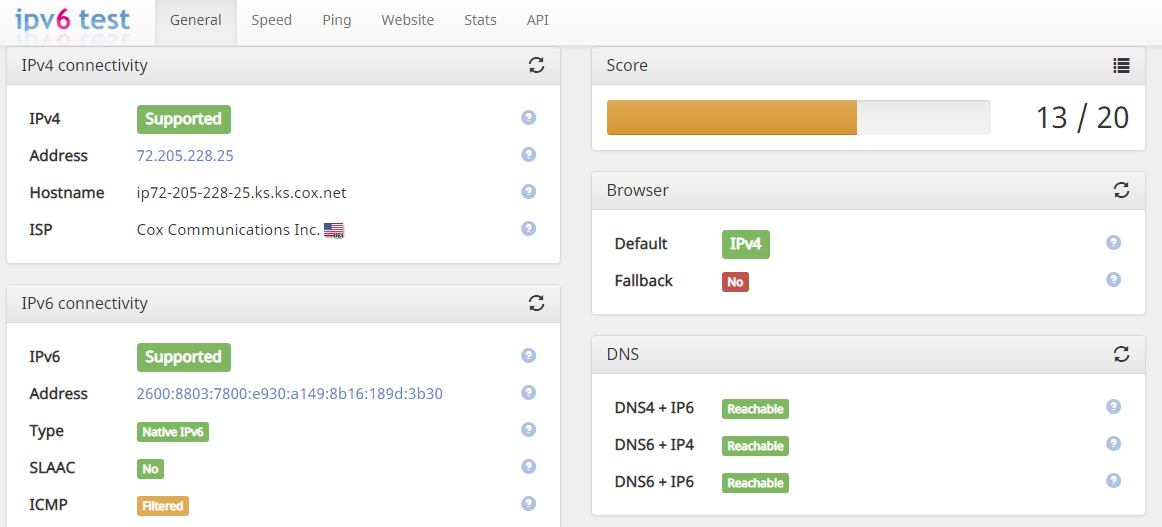 IPv6 WAN Track Interface not assigning addresses to LAN