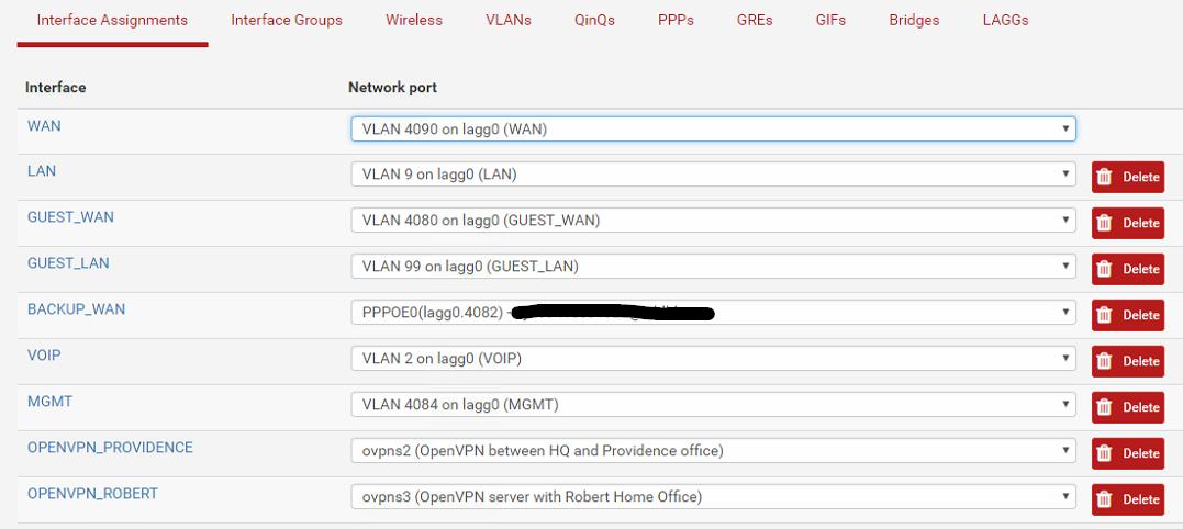 Complicated Xg-7100u Switch Configuration