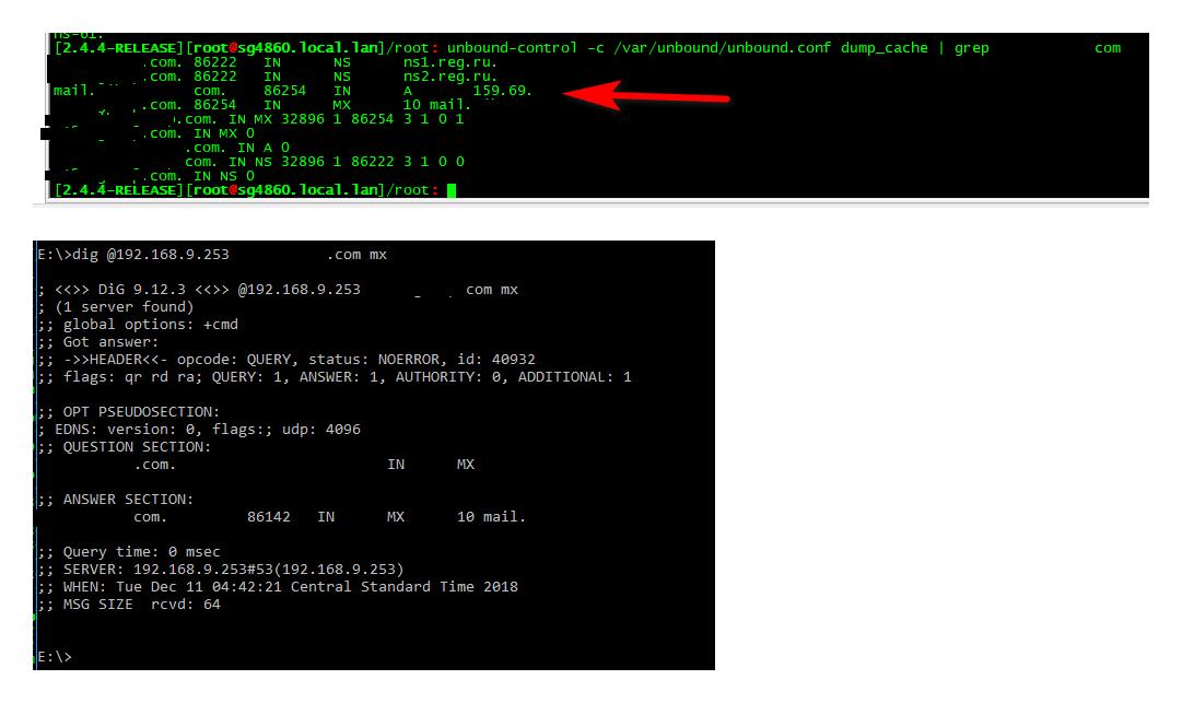 DNS Resolver host overrides don't work SOMETIMES | Netgate Forum