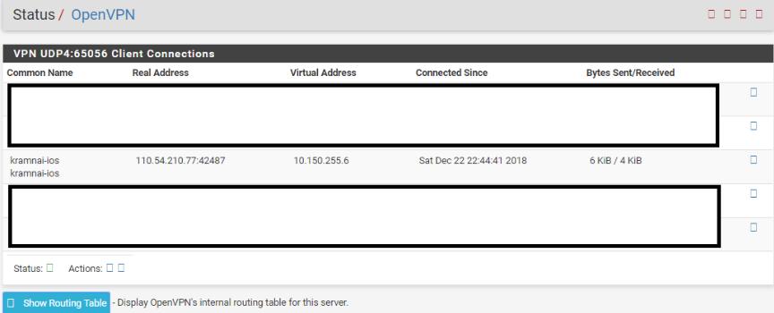 OpenVPN - ios phone cannot access LAN networks | Netgate Forum