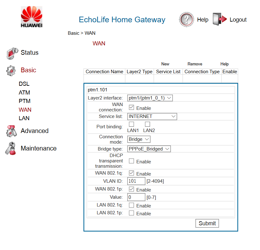 How To Ssh From Huawei Router