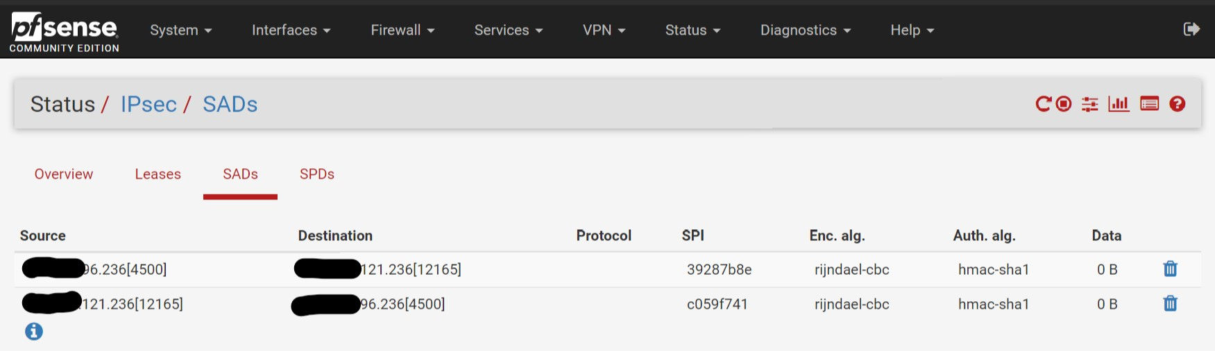 Need Help With Home Router IPsec Setup | Netgate Forum