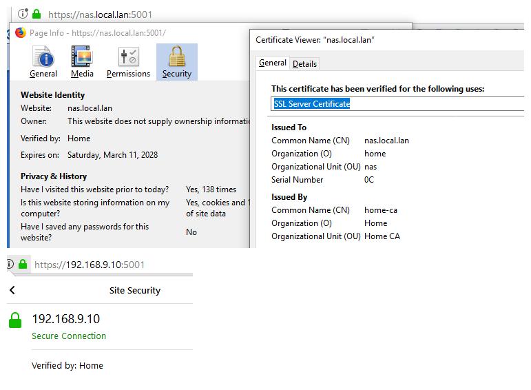 TLS certificate--can I make a fake CA? | Netgate Forum