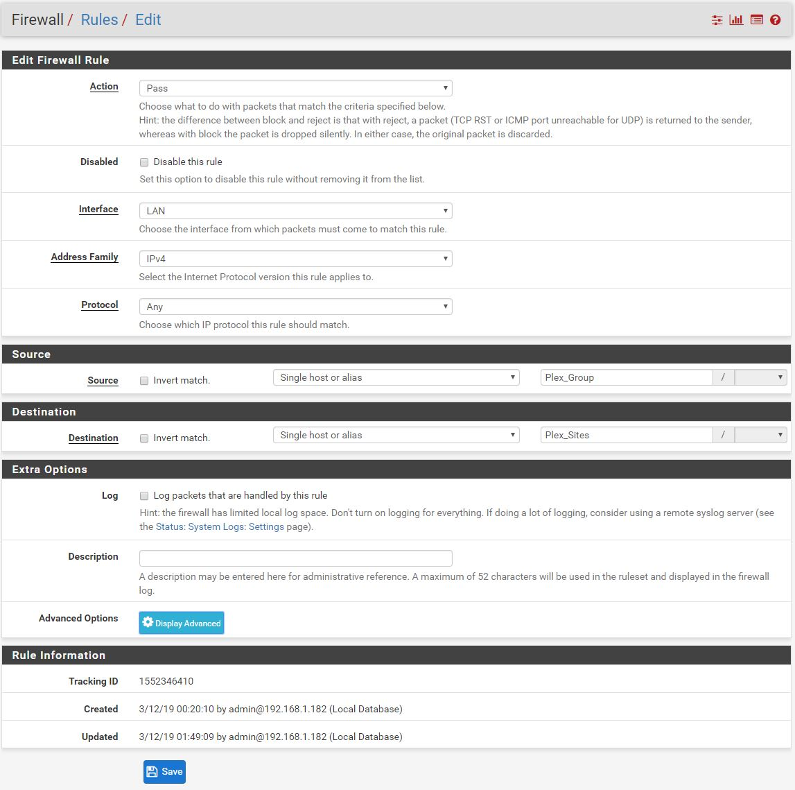 How to] pfSense with NordVPN + Plex + Xbox + uPNP | Netgate