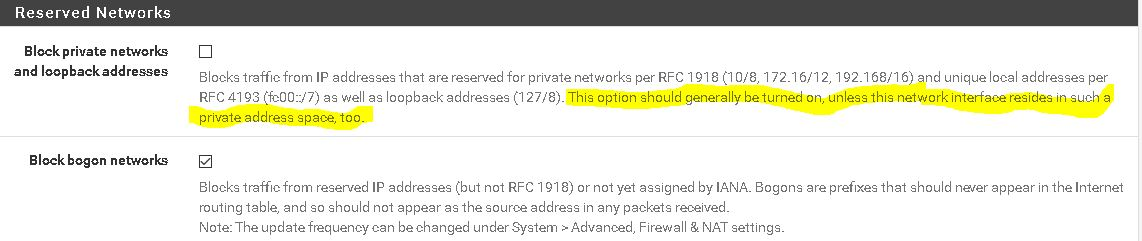 pfsense blocking access from other routers clients   Netgate Forum