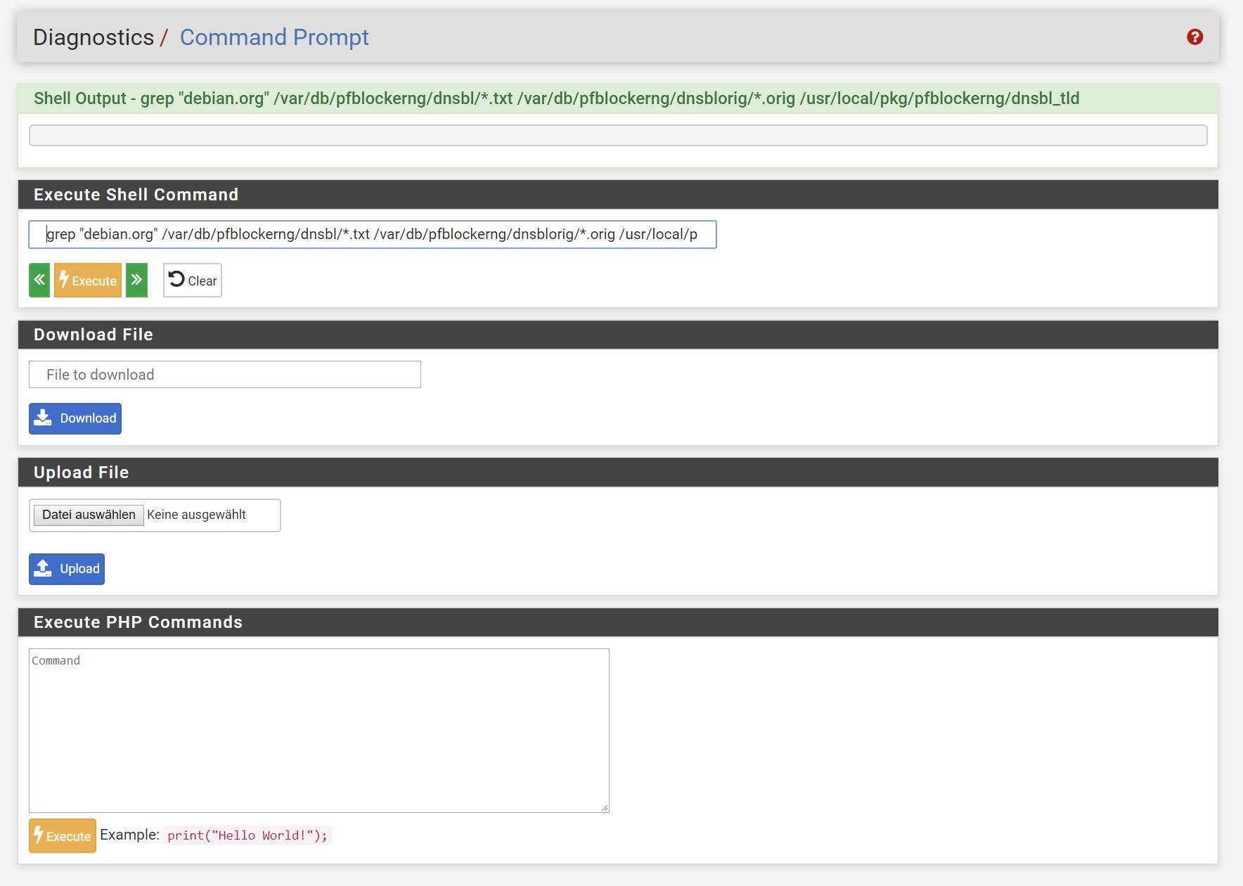 pfblocker blocks security debian org   Netgate Forum