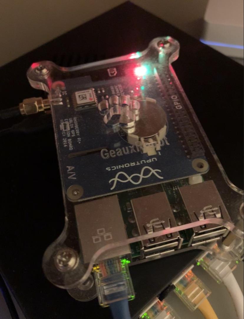 Building a Stratum 1 NTP Server Using Raspberry Pi | Netgate