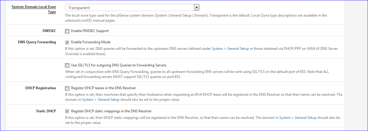 DNS Lookups failing | Netgate Forum