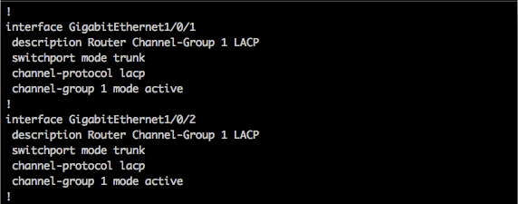 LACP Etherchannel between pfSense and Cisco Switch Not using