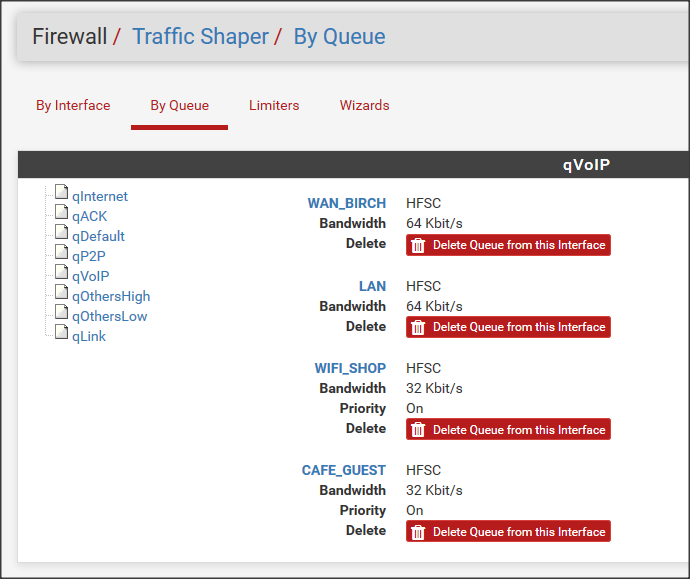 Traffic Shaping for VoIP - 3CX | Netgate Forum