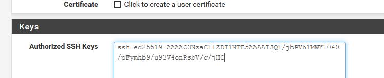 driving me mental, remote login to pfsense CLI to shutdown   Netgate