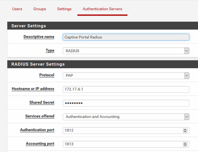 How To Configure FreeRadius on pfsense with Unifi AC Pro