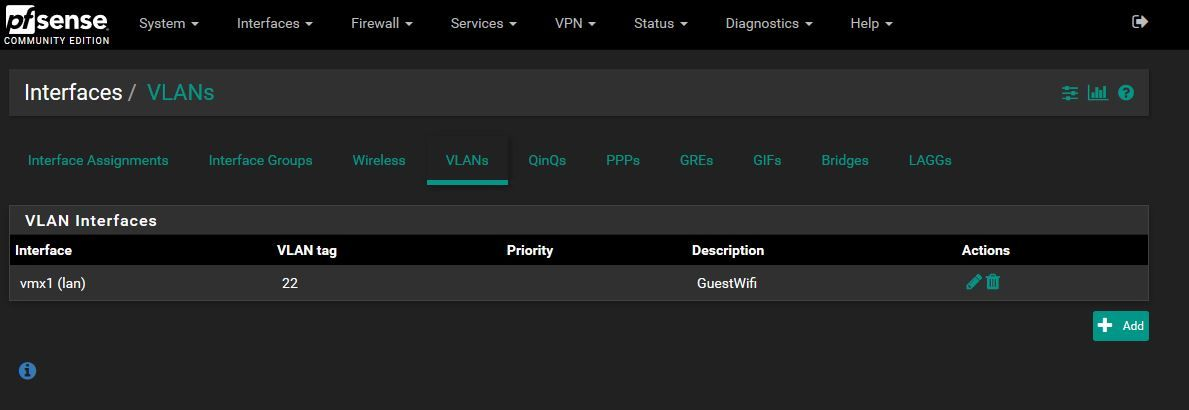 Unable to DHCP / access internet by unifi guest-wifi
